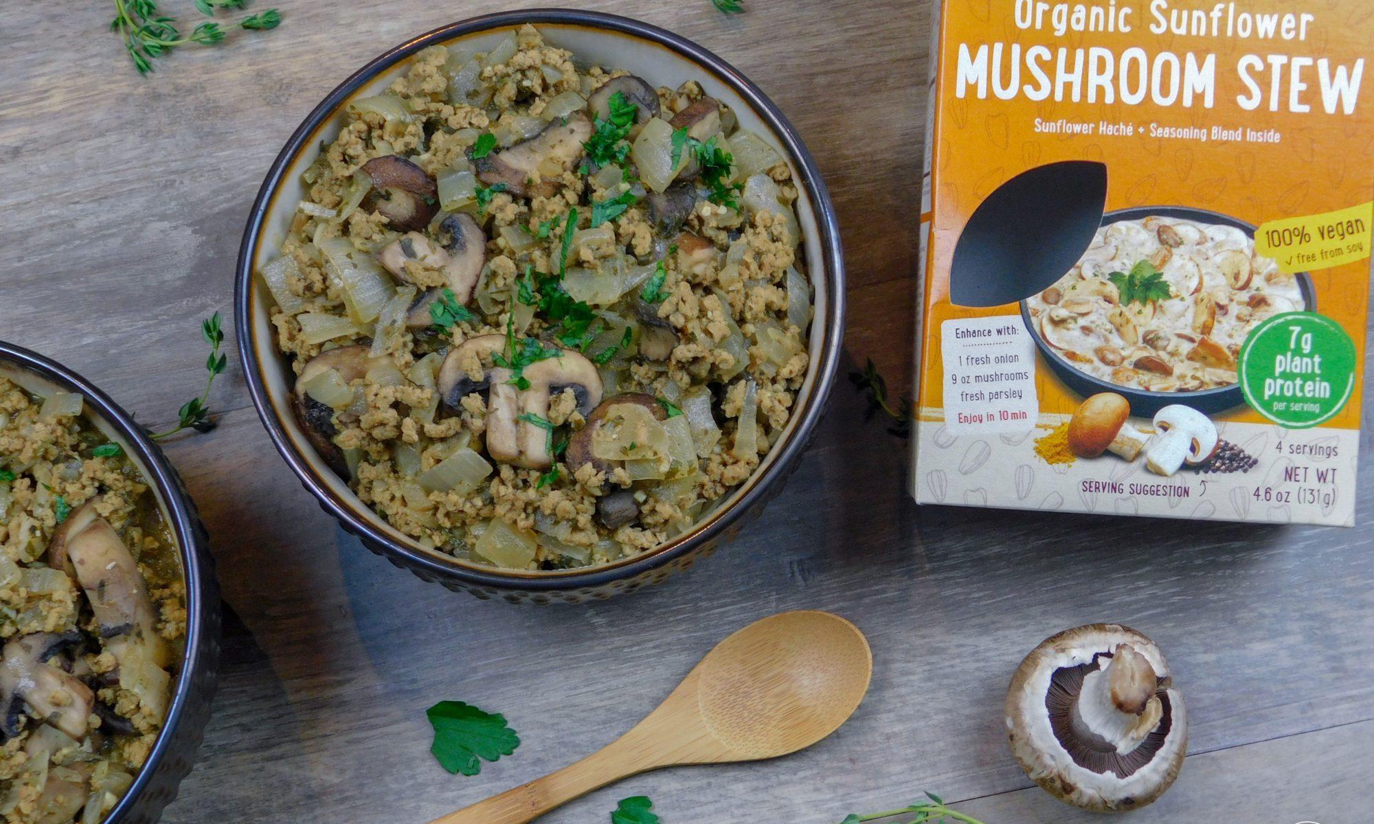 Earthy Mushroom Stew