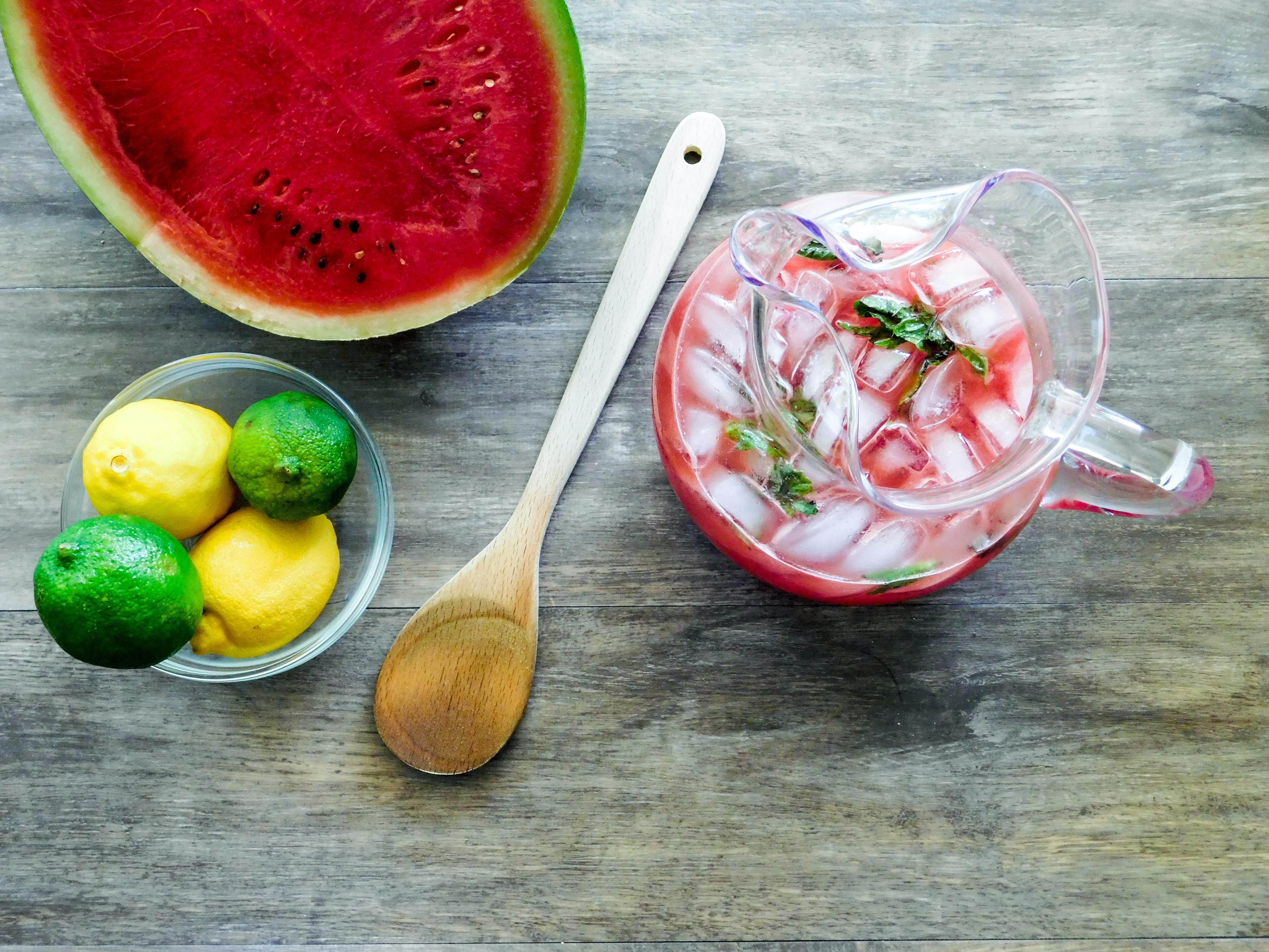 Watermelon Juice Spritzer