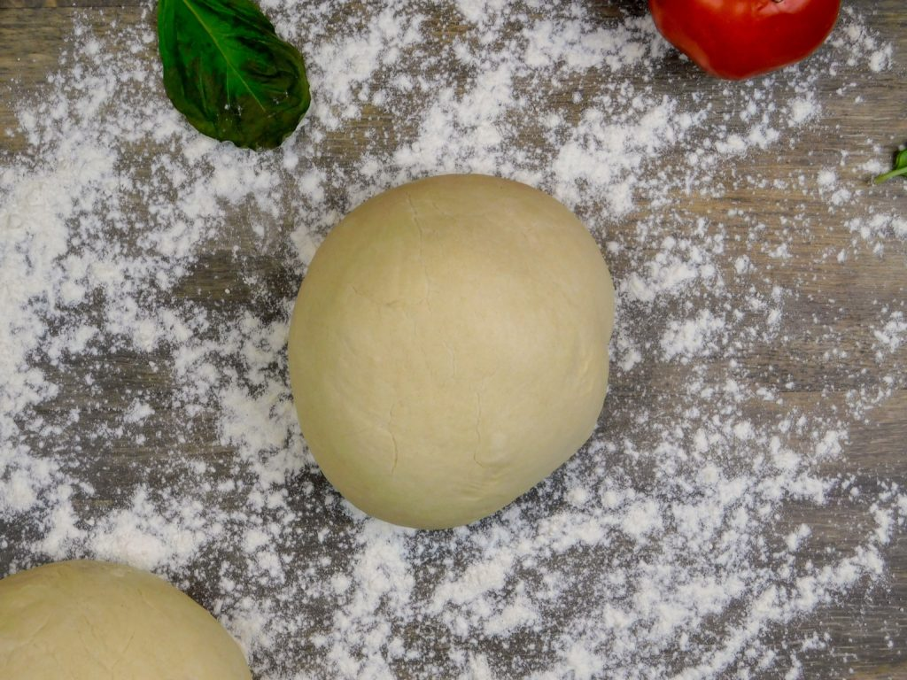 Vegan Pizza Dough