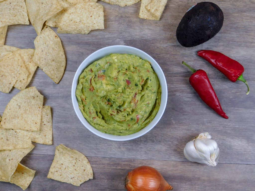 CBD Infused Guacamole